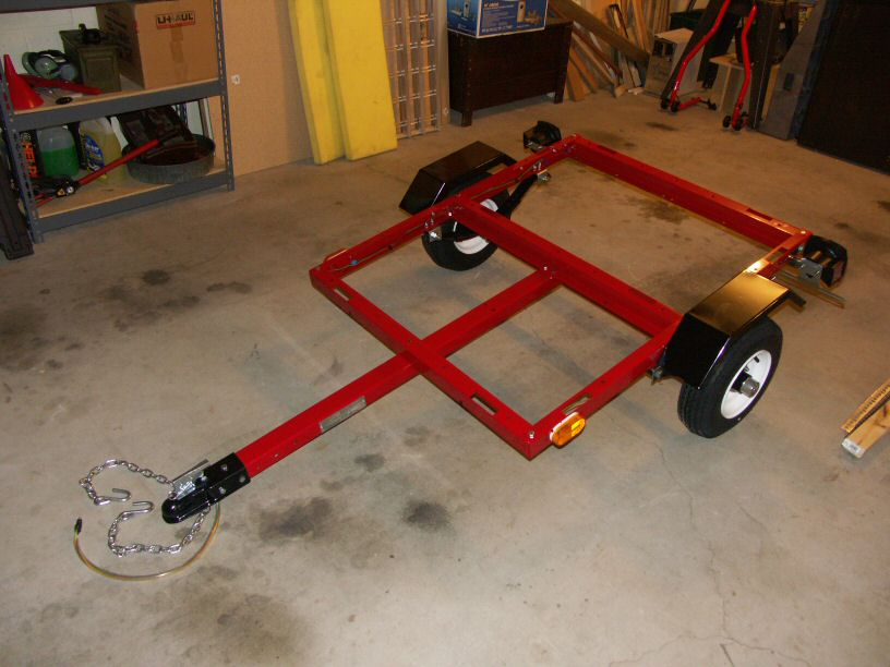 Boat & Trailer Projects